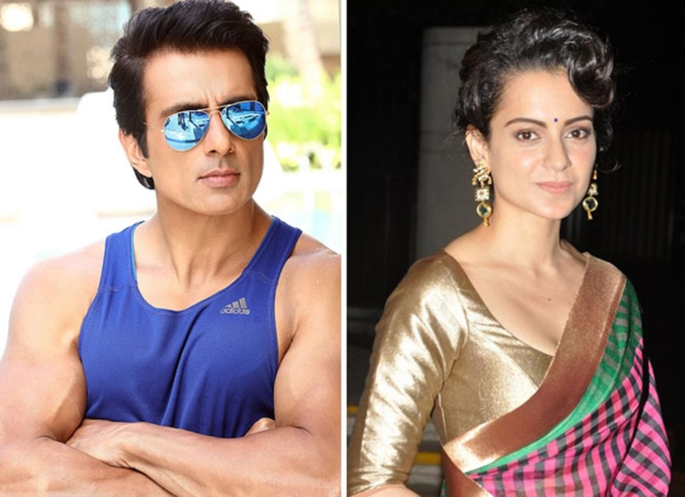 Kangana is a dear friend; I want 'Manikarnika' to do well: Sonu Sood
