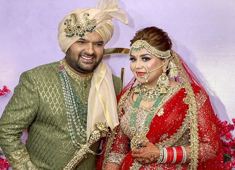 Kapil Sharma, Ginni Chatrath to host another reception in Delhi; details inside