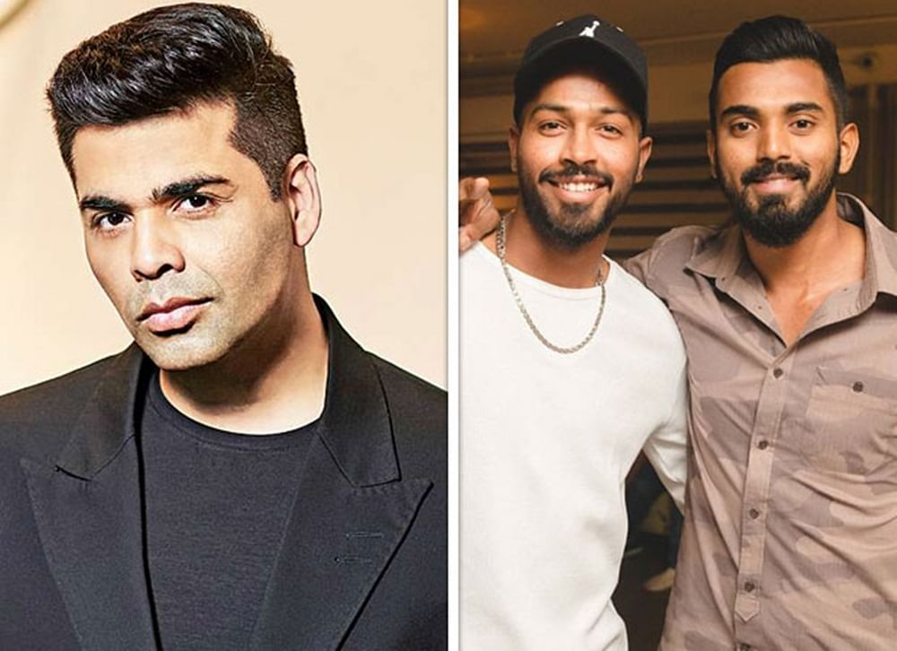 I am so relieved and grateful: Karan Johar on BCCI CoA lifting ban on Hardik Pandya and KL Rahul