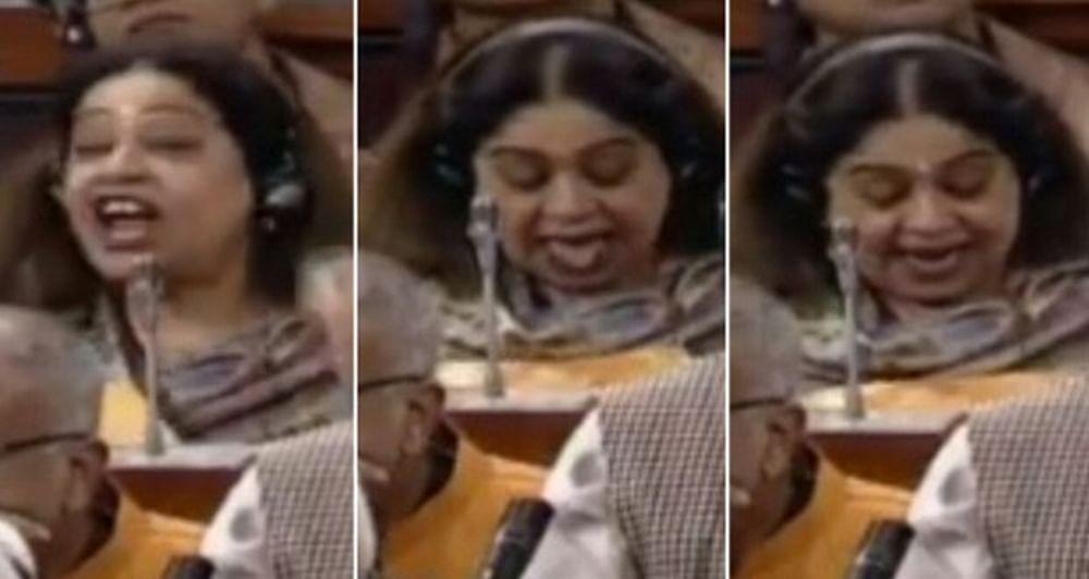 Kirron Kher's hilarious expressions at Lok Sabha will make you go all ROFL
