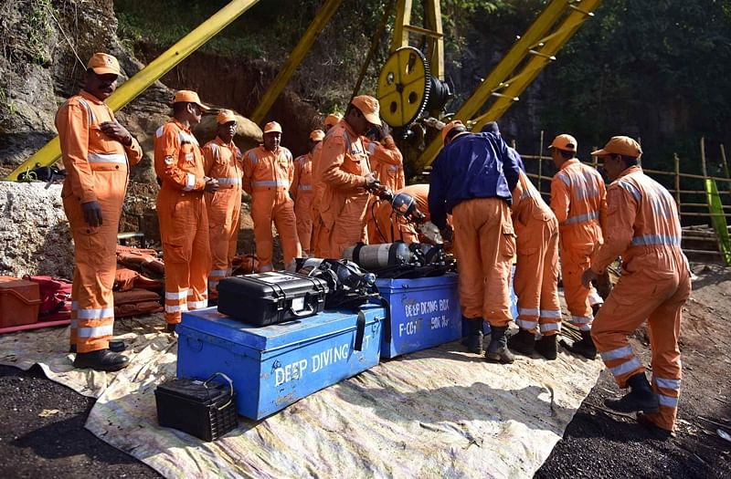 No light at the end of the tunnel for Meghalaya miners