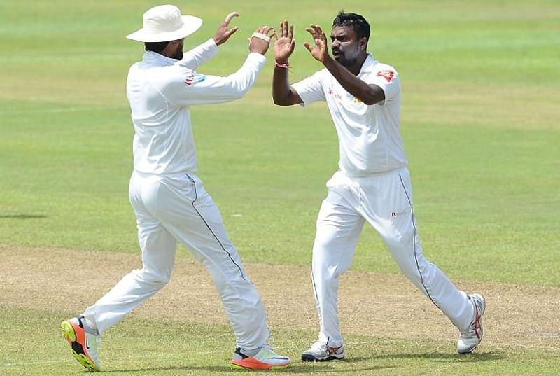 Sri Lanka spinner Malinda Pushpakumara claims 10 wickets first-class innings