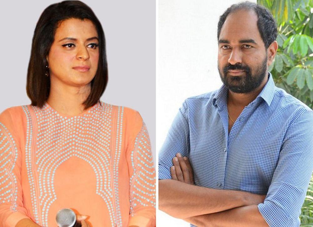 Kangana Ranaut's sister Rangoli lashes out on director Krish, claims Kangana shot 70 percent of the film
