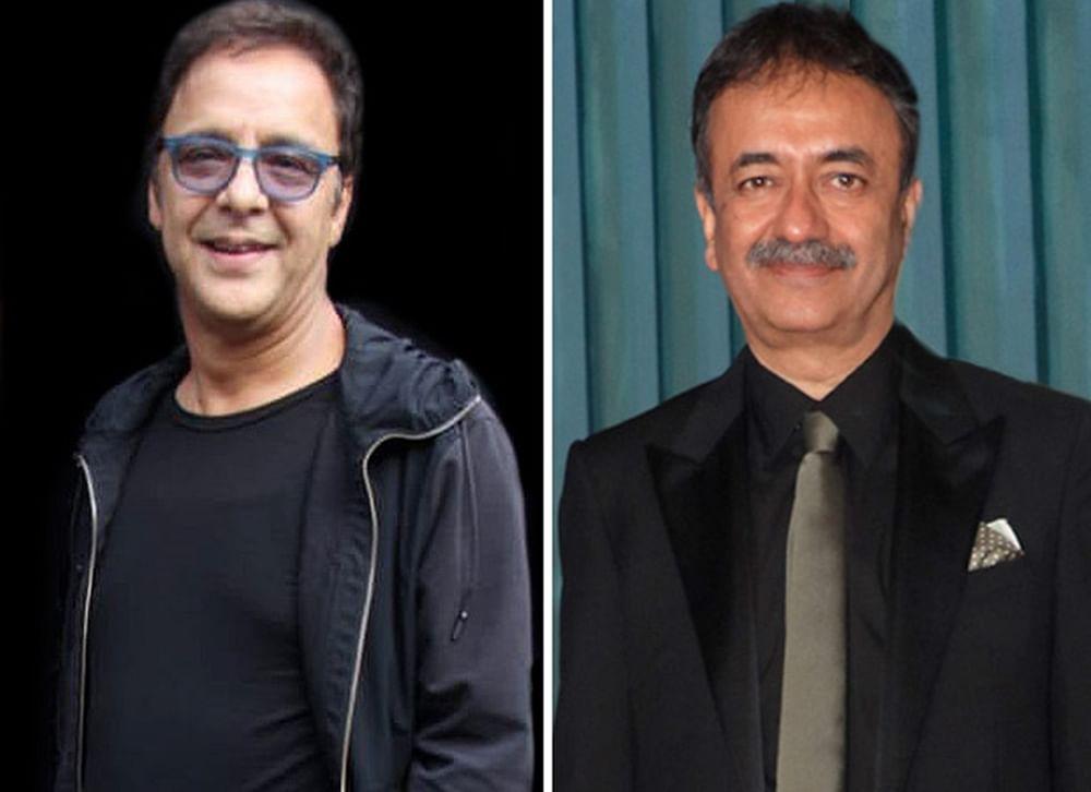 Me Too: Vidhu Vinod Chopra dodges question on allegations against Rajkumar Hirani