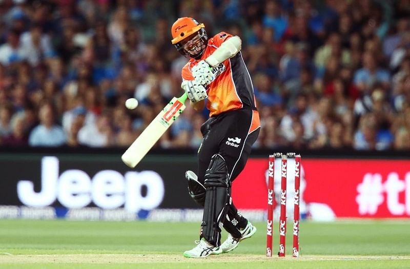 Oops! Michael Klinger mistakenly given out by umpires on 7th ball of over in Big Bash League