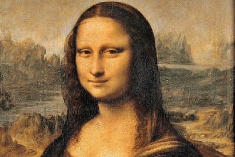 Now, myth of Mona Lisa's mystery gaze debunked