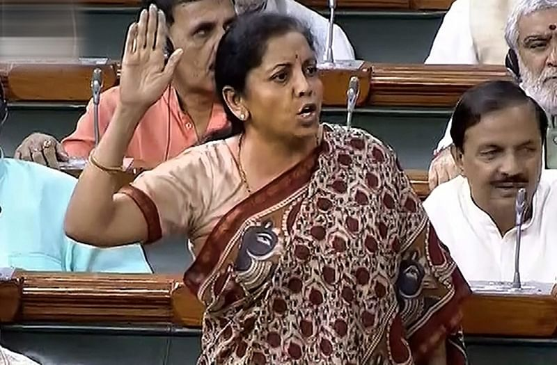 Rafale deal: Contract worth Rs 26,570 crore signed with HAL and orders worth Rs 73,000 cr in pipeline, says Nirmala Sitharaman