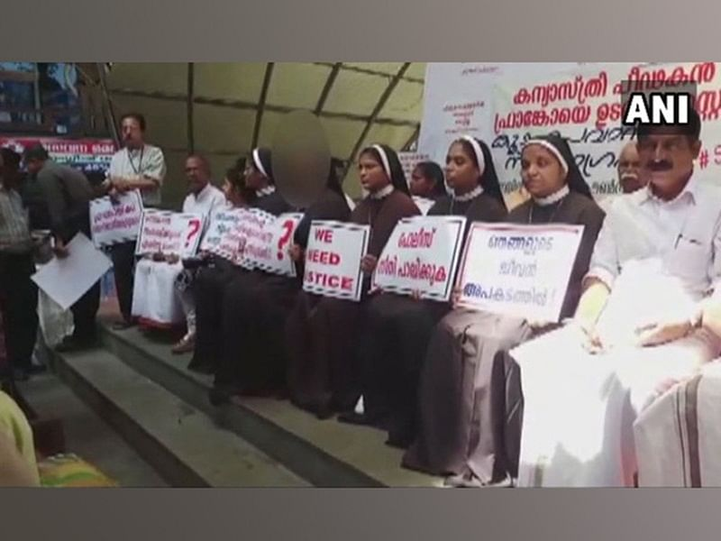 Kerala rape case: Nun who protested against Bishop Franco Mulakkal gets another threat note