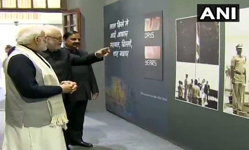 On Netaji's 122nd birth anniversary, PM Modi inaugurates Subhas Chandra Bose museum at Red Fort