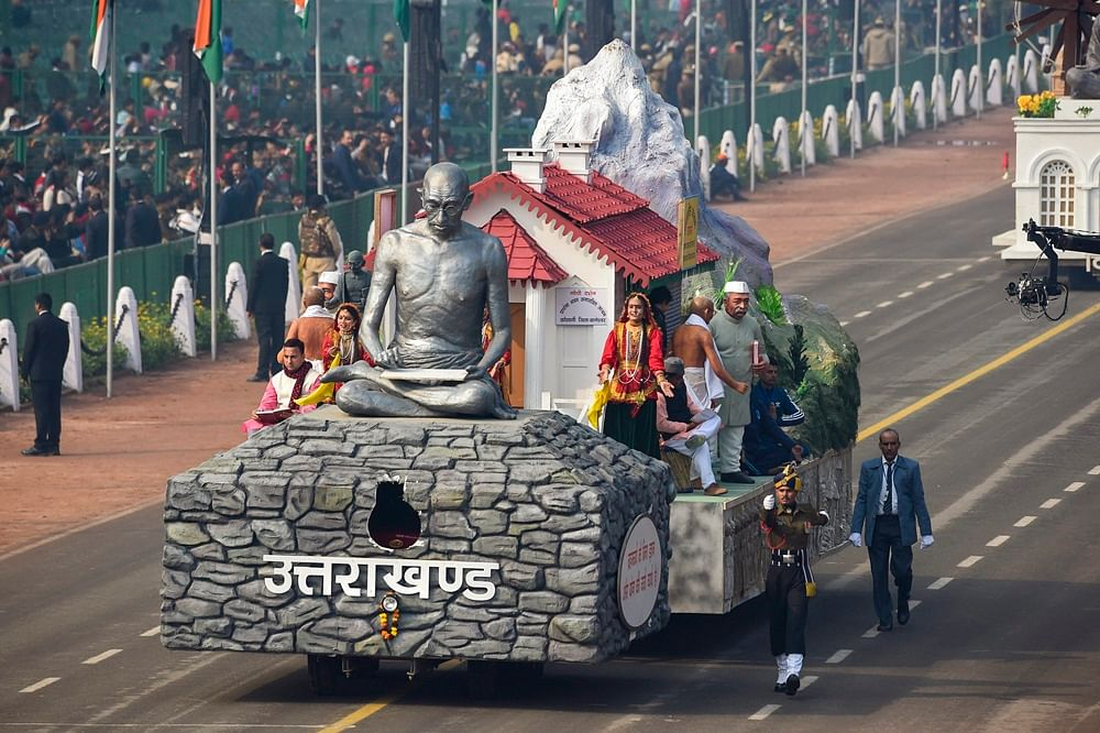 Republic Day Parade 2019: A national window to India's multifarious cultures