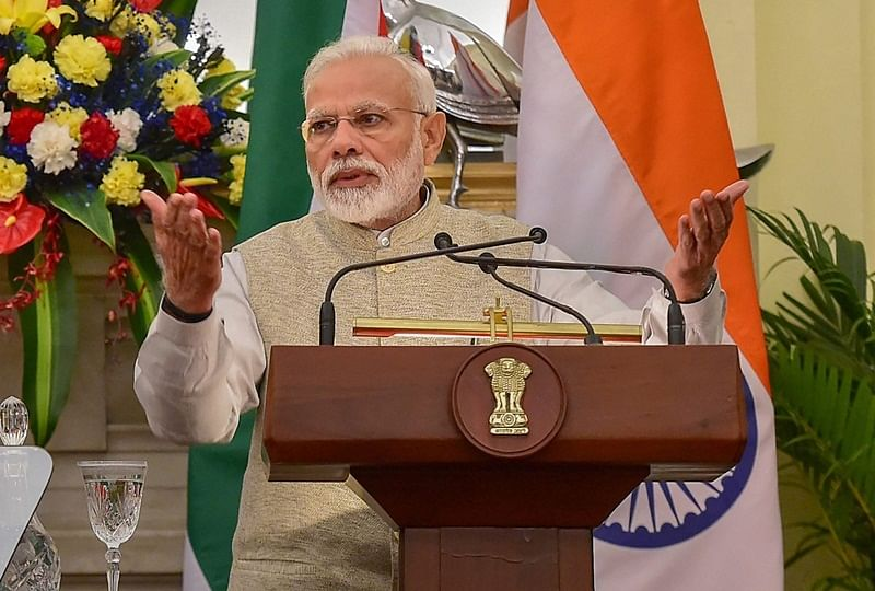 You should feel sad if you fail to vote: PM Modi to youth