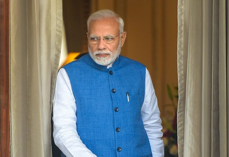 PM Narendra Modi panicking as elections approaching: Congress on EVM committee critics