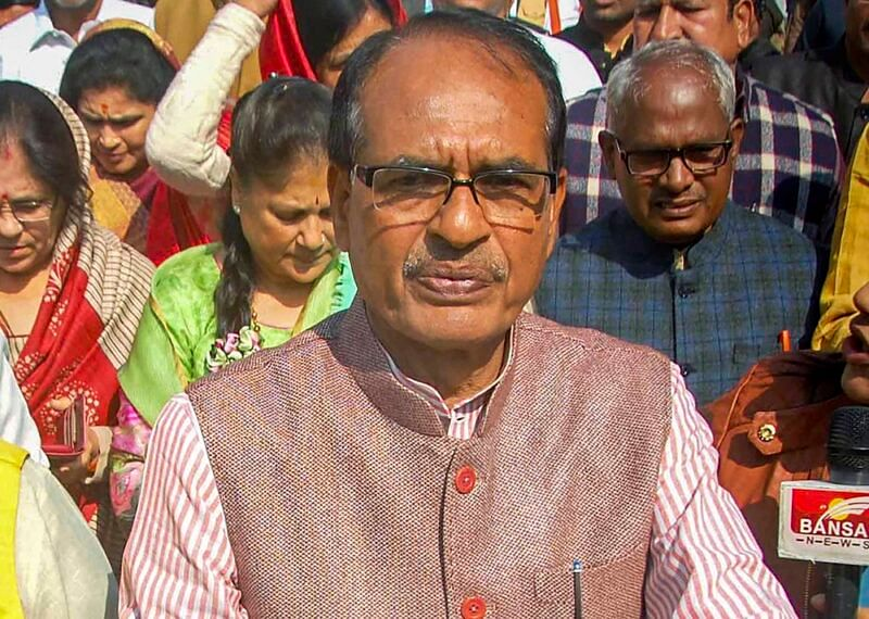 Madhya Pradesh leaders' death: BJP will come out on streets, warns former CM Shivraj Singh Chouhan
