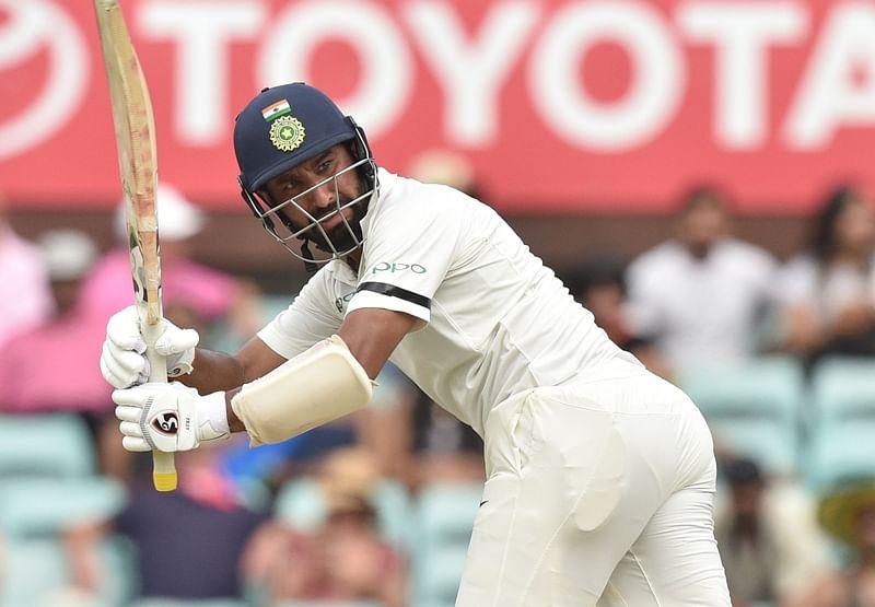 Cheteshwar Pujara starts hustling for Tests series against West Indies