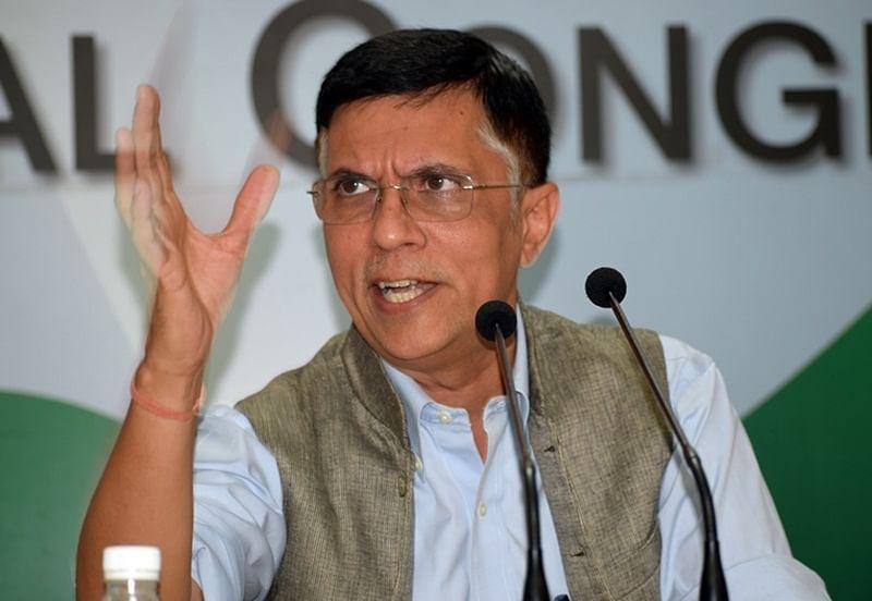 Rajiv Gandhi used INS Viraat for official purpose: Congressspokesperson Pawan Khera