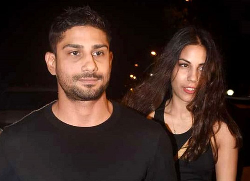 Prateik Babbar to marry Sanya Sagar in January 2019