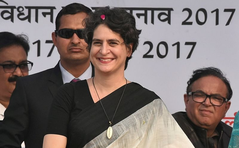 Bhopal: Police complaints to be filed against objectionable tweet on Priyanka Gandhi