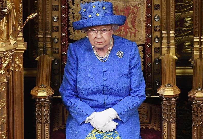 Plans in place to evacuate the queen in case of post- Brexit riots