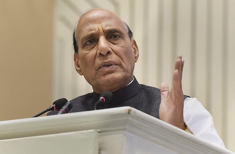 BJP will win all 42 Lok Sabha seats in West Bengal, says Rajnath Singh