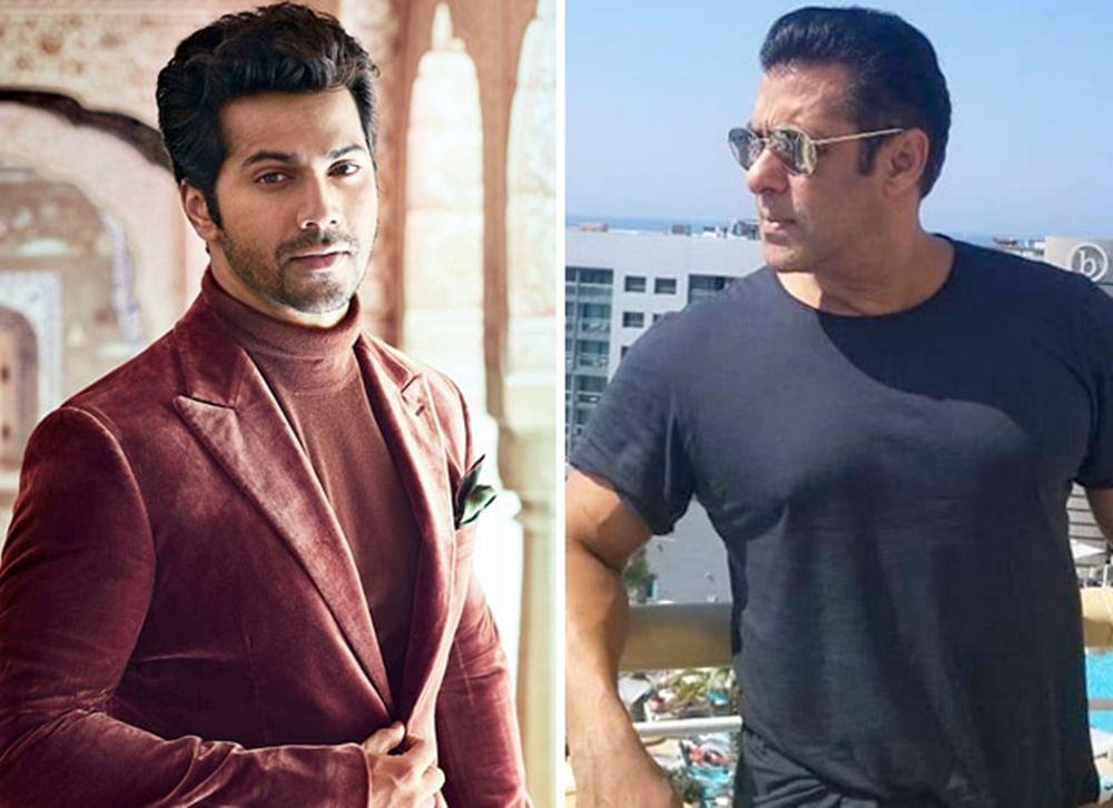 Varun Dhawan to play a young DHIRUBHAI AMBANI in Salman Khan starrer 'Bharat'