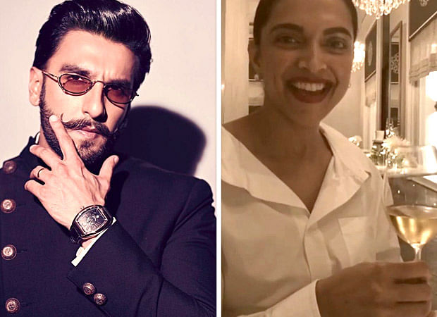 Watch Video: Deepika Padukone is Ranveer Singh's biggest 'cheerleader'; Details inside