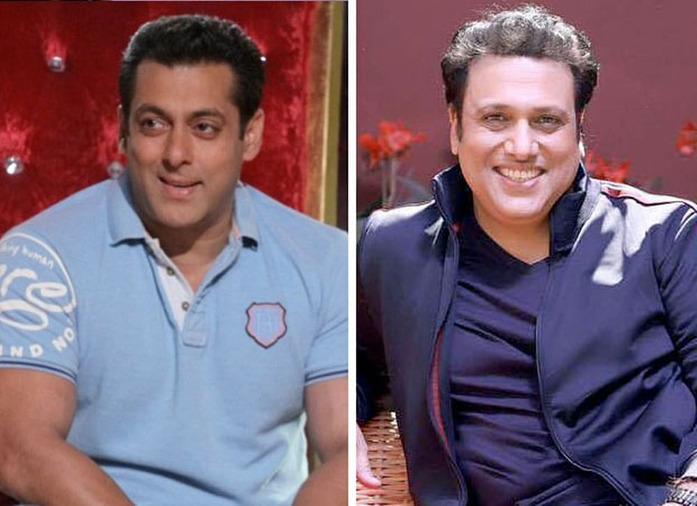 When Govinda was dumped for Salman Khan in 'Judwaa'