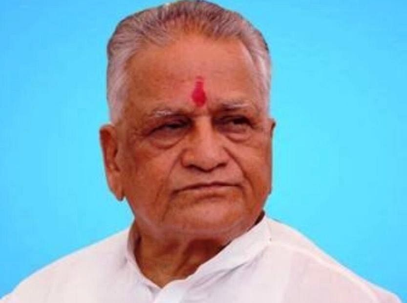 Veteran Congress leader Shivajirao Deshmukh passes away at 84