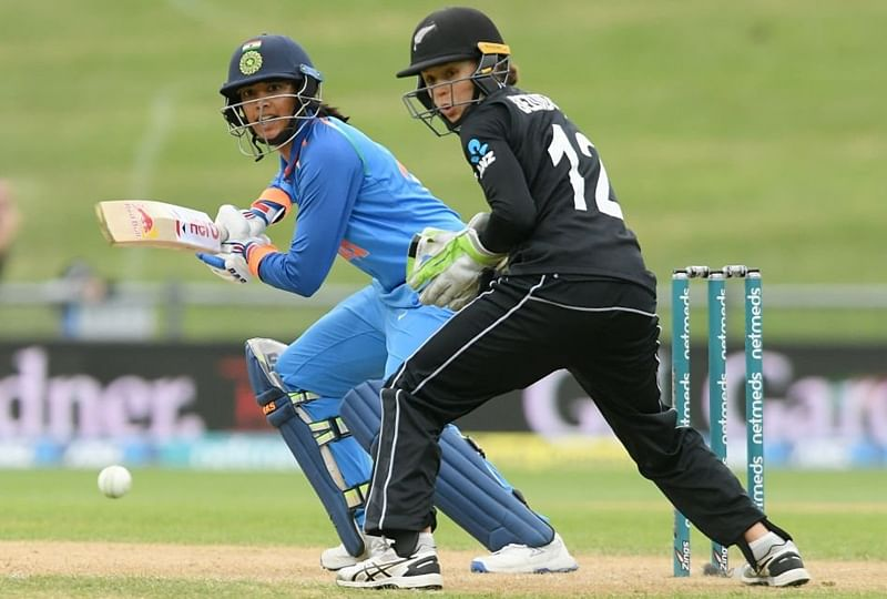 New Zealand beat India to clinch women's T20I series 3-0