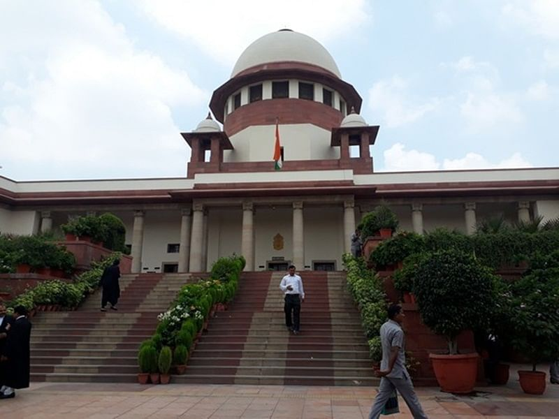 Supreme Court displeased over public sparring