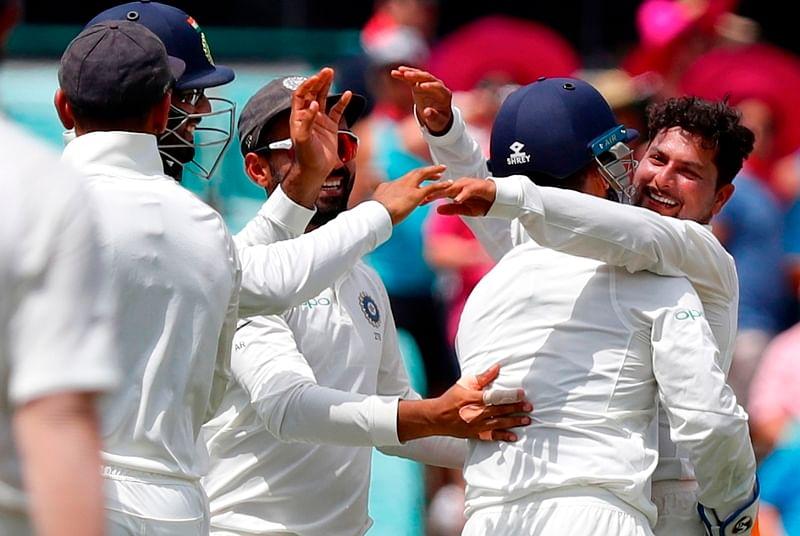 India vs Australia 4th Test: Kuldeep, Jadeja put India on top, Australia 198/5 at tea