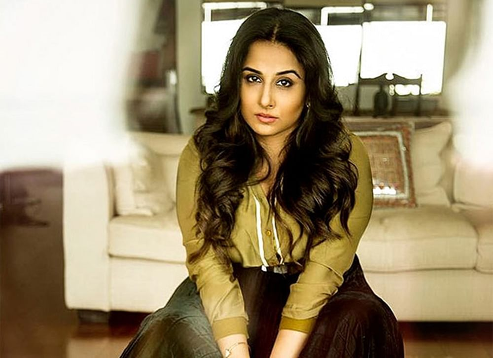 Want change, cast vote, says Vidya Balan