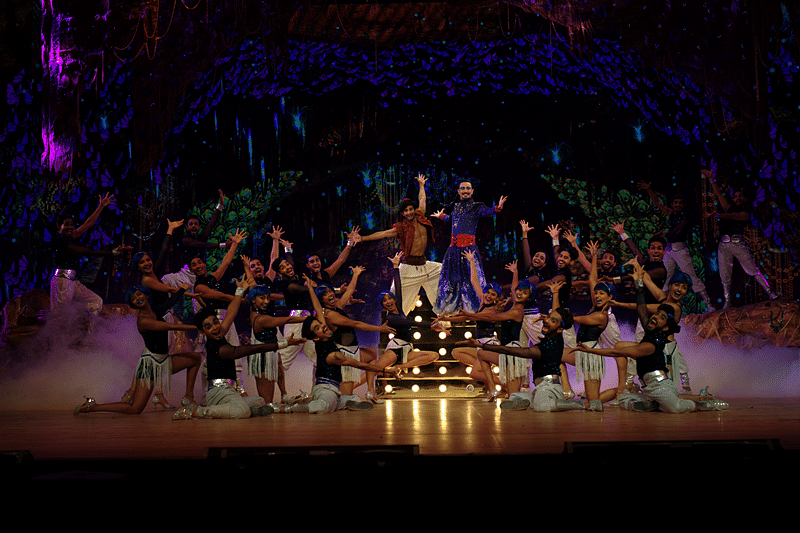 Disney's Aladdin: Recreating the magical ride