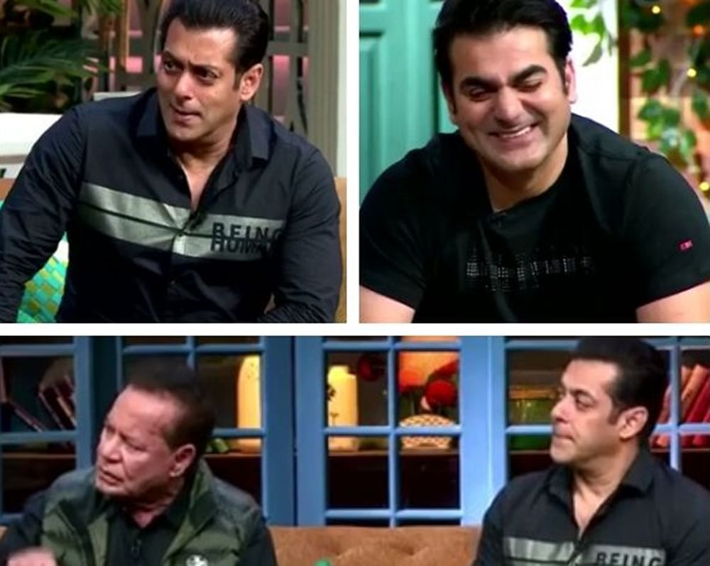 When Salim Khan wanted Arbaaz to DIE in 'Hello Brother' instead of Salman; watch video