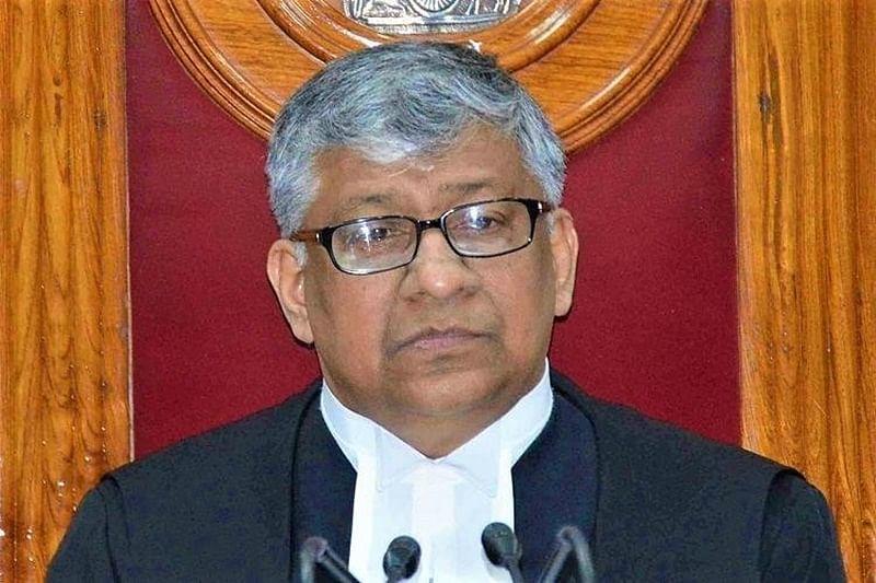 Thottathil B Radhakrishnan takes charge as 1st Chief Justice of Telangana High Court