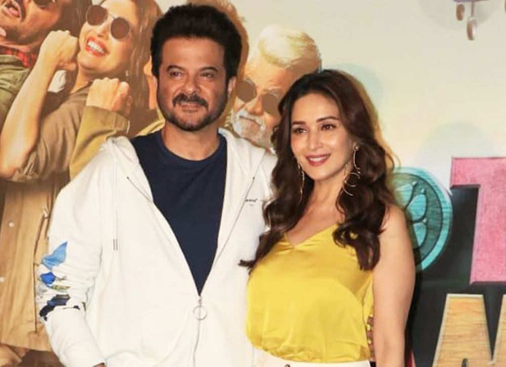 Total Dhamaal : Anil Kapoor, Madhuri Dixit open up about reuniting after 27 years