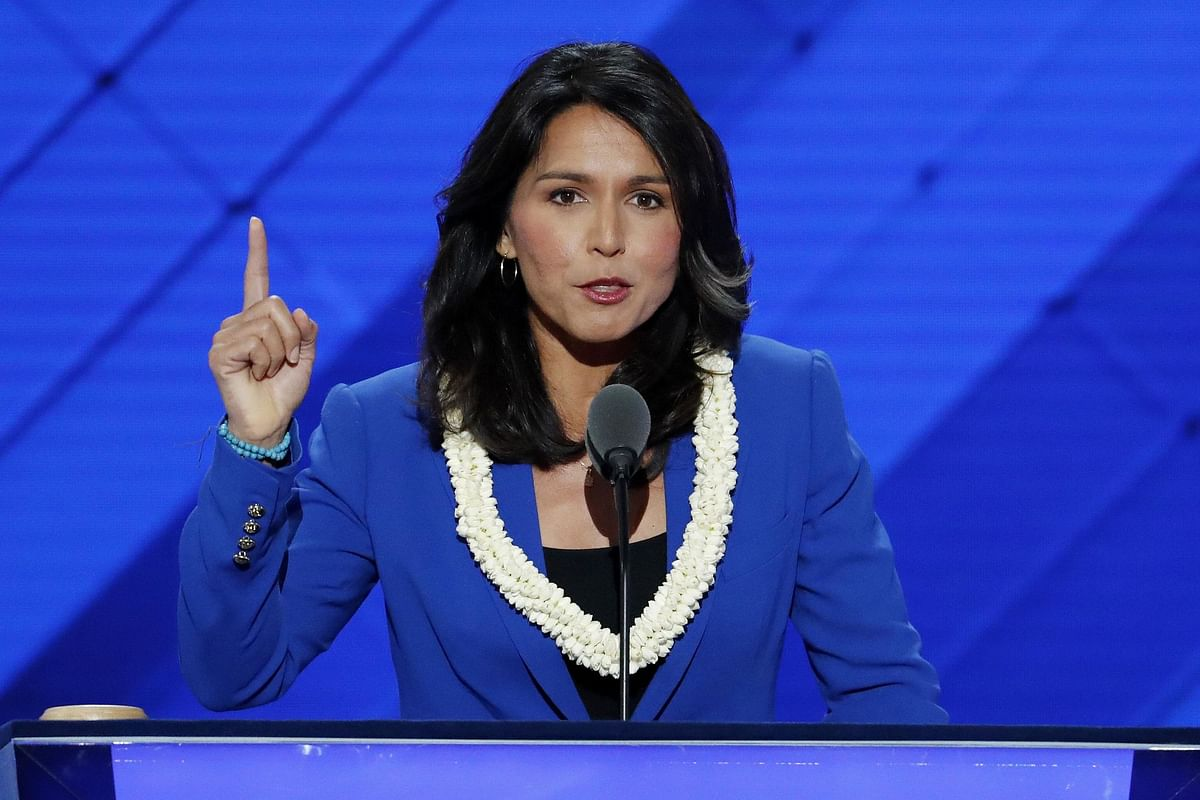 Tulsi Gabbard officially launches 2020 US presidential election campaign