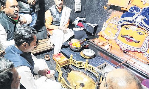 Ujjain: SHANISCHARI AMAVASYA & AFTER