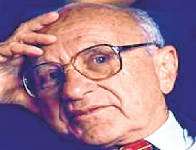 Minimum income theory: 5 good reasons, as per Milton Friedman