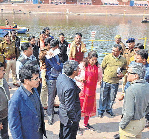 Ujjain: Makar Sankranti  preparations reviewed