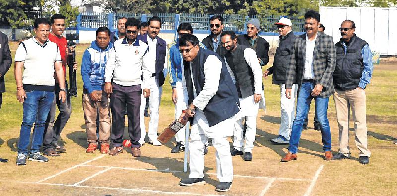 Bhopal: NST win inaugural match by 48 runs against PR