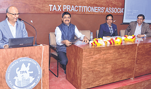 Indore: GST Composition limit to go from Rs 1 crore to Rs 1.50 crore from Feb 1