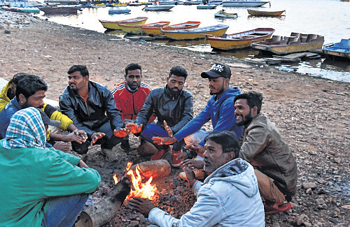 Bhopal: Cold wave tightens grip over eastern, western MP