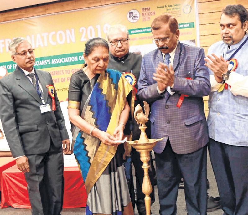 Indore: Governor raises concern over women health