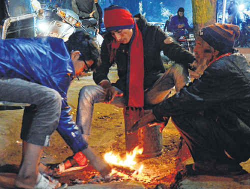 Bhopal: Seven out of 10 coldest places of nation in MP