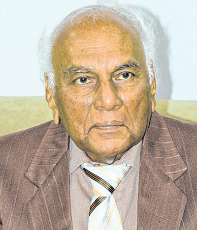 Indore: 'I got Padma Shri because of honest PM'