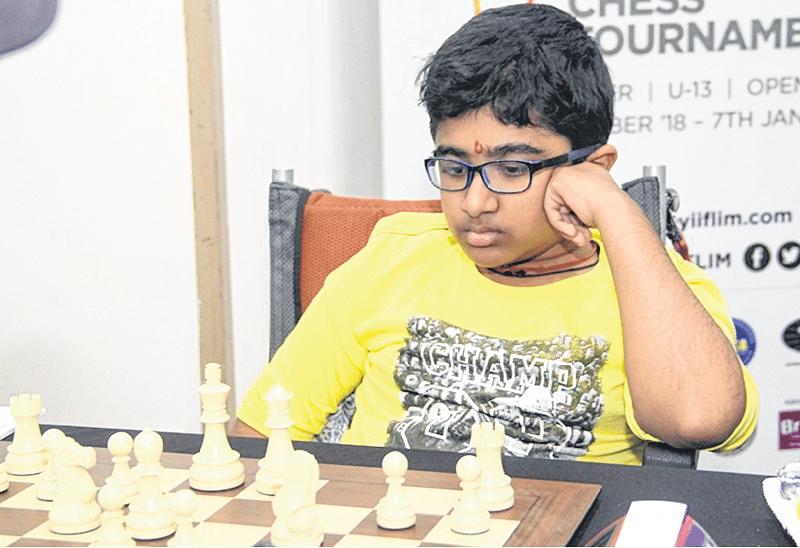 CM Adtiya scores creditable win