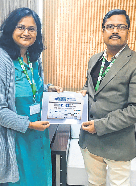 Bhopal: SISTec launches placement bulletin on campus