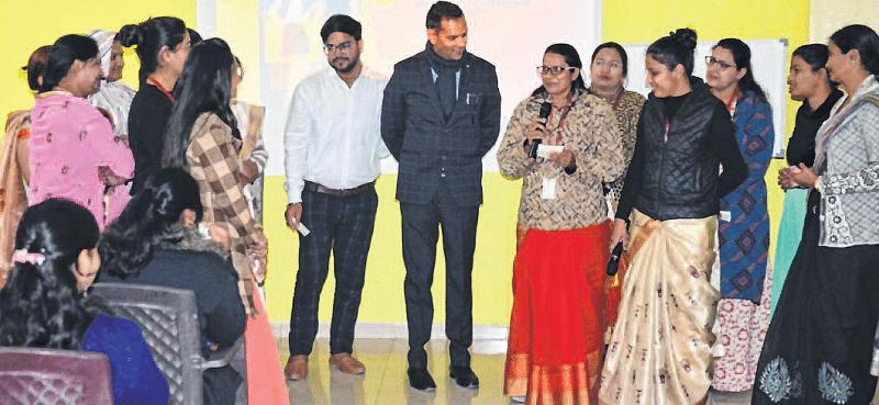 Ujjain: AIS organises workshop on parenting