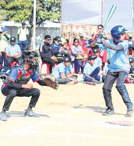 Ujjain: National School Baseball Championship semis today