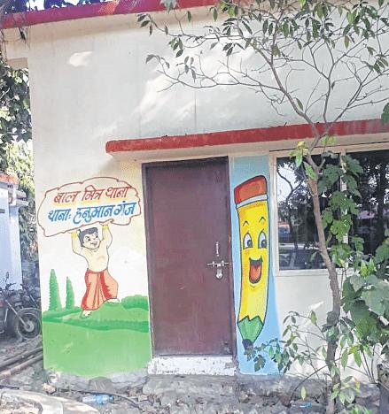 Bhopal: Balmitra police stations  await formal inauguration